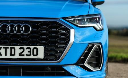 2020 Audi Q3 Sportback 45 TFSI quattro (UK-Spec) Grill Wallpapers 450x275 (65)