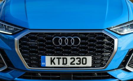 2020 Audi Q3 Sportback 45 TFSI quattro (UK-Spec) Grill Wallpapers 450x275 (64)