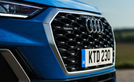 2020 Audi Q3 Sportback 45 TFSI quattro (UK-Spec) Grill Wallpapers 450x275 (63)