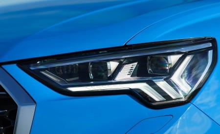2020 Audi Q3 Sportback 45 TFSI quattro (UK-Spec) Headlight Wallpapers 450x275 (62)