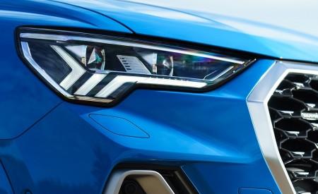 2020 Audi Q3 Sportback 45 TFSI quattro (UK-Spec) Headlight Wallpapers 450x275 (59)