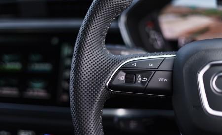 2020 Audi Q3 Sportback 45 TFSI quattro (UK-Spec) Interior Detail Wallpapers 450x275 (85)