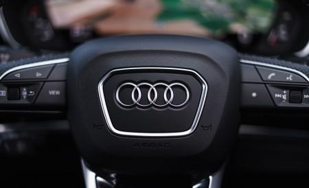 2020 Audi Q3 Sportback 45 TFSI quattro (UK-Spec) Interior Steering Wheel Wallpapers 450x275 (83)