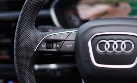2020 Audi Q3 Sportback 45 TFSI quattro (UK-Spec) Interior Steering Wheel Wallpapers 450x275 (82)
