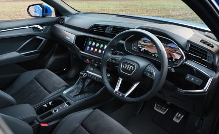 2020 Audi Q3 Sportback 45 TFSI quattro (UK-Spec) Interior Wallpapers 450x275 (87)