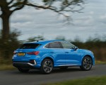 2020 Audi Q3 Sportback 45 TFSI quattro (UK-Spec) Rear Three-Quarter Wallpapers 150x120 (39)