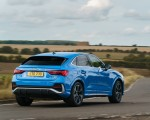 2020 Audi Q3 Sportback 45 TFSI quattro (UK-Spec) Rear Three-Quarter Wallpapers 150x120 (16)