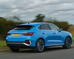 2020 Audi Q3 Sportback 45 TFSI quattro (UK-Spec) Rear Three-Quarter Wallpapers 150x120 (40)