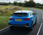 2020 Audi Q3 Sportback 45 TFSI quattro (UK-Spec) Rear Three-Quarter Wallpapers 150x120 (17)