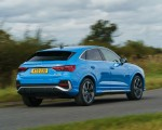 2020 Audi Q3 Sportback 45 TFSI quattro (UK-Spec) Rear Three-Quarter Wallpapers 150x120 (41)