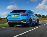 2020 Audi Q3 Sportback 45 TFSI quattro (UK-Spec) Rear Three-Quarter Wallpapers 150x120 (18)