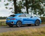 2020 Audi Q3 Sportback 45 TFSI quattro (UK-Spec) Rear Three-Quarter Wallpapers 150x120 (43)
