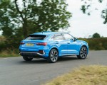 2020 Audi Q3 Sportback 45 TFSI quattro (UK-Spec) Rear Three-Quarter Wallpapers 150x120 (30)