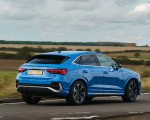 2020 Audi Q3 Sportback 45 TFSI quattro (UK-Spec) Rear Three-Quarter Wallpapers 150x120 (19)