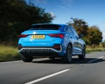 2020 Audi Q3 Sportback 45 TFSI quattro (UK-Spec) Rear Three-Quarter Wallpapers 150x120 (10)