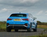 2020 Audi Q3 Sportback 45 TFSI quattro (UK-Spec) Rear Wallpapers 150x120 (32)