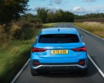 2020 Audi Q3 Sportback 45 TFSI quattro (UK-Spec) Rear Wallpapers 150x120 (11)