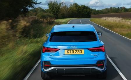2020 Audi Q3 Sportback 45 TFSI quattro (UK-Spec) Rear Wallpapers 450x275 (11)