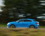2020 Audi Q3 Sportback 45 TFSI quattro (UK-Spec) Side Wallpapers 150x120 (44)