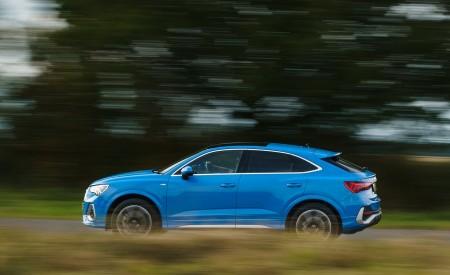 2020 Audi Q3 Sportback 45 TFSI quattro (UK-Spec) Side Wallpapers 450x275 (44)