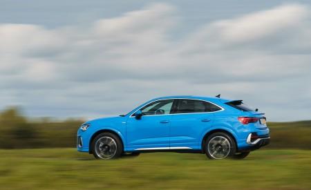 2020 Audi Q3 Sportback 45 TFSI quattro (UK-Spec) Side Wallpapers 450x275 (20)