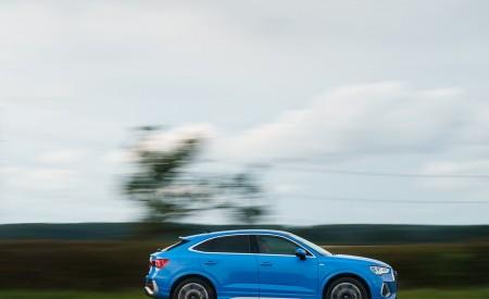 2020 Audi Q3 Sportback 45 TFSI quattro (UK-Spec) Side Wallpapers 450x275 (45)