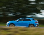 2020 Audi Q3 Sportback 45 TFSI quattro (UK-Spec) Side Wallpapers 150x120 (46)