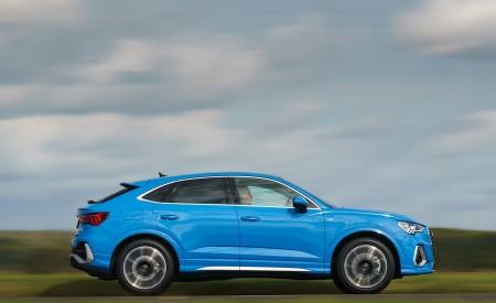 2020 Audi Q3 Sportback 45 TFSI quattro (UK-Spec) Side Wallpapers 450x275 (22)