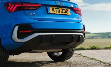 2020 Audi Q3 Sportback 45 TFSI quattro (UK-Spec) Tail Light Wallpapers 450x275 (76)