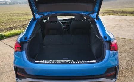 2020 Audi Q3 Sportback 45 TFSI quattro (UK-Spec) Trunk Wallpapers 450x275 (110)