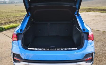 2020 Audi Q3 Sportback 45 TFSI quattro (UK-Spec) Trunk Wallpapers 450x275 (111)