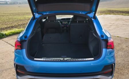 2020 Audi Q3 Sportback 45 TFSI quattro (UK-Spec) Trunk Wallpapers 450x275 (112)