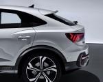 2020 Audi Q3 Sportback S line (Color: Dew Silver) Detail Wallpapers 150x120 (46)