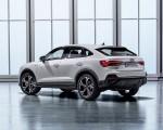 2020 Audi Q3 Sportback S line (Color: Dew Silver) Rear Three-Quarter Wallpapers 150x120 (36)