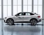 2020 Audi Q3 Sportback S line (Color: Dew Silver) Side Wallpapers 150x120 (39)