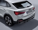 2020 Audi Q3 Sportback S line (Color: Dew Silver) Tail Light Wallpapers 150x120 (43)