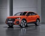 2020 Audi Q3 Sportback S line (Color: Pulse Orange) Front Three-Quarter Wallpapers 150x120 (16)