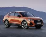 2020 Audi Q3 Sportback S line (Color: Pulse Orange) Front Three-Quarter Wallpapers 150x120 (5)