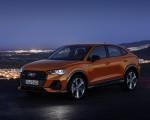 2020 Audi Q3 Sportback S line (Color: Pulse Orange) Front Three-Quarter Wallpapers 150x120 (6)