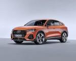 2020 Audi Q3 Sportback S line (Color: Pulse Orange) Front Three-Quarter Wallpapers 150x120 (9)