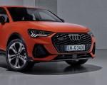 2020 Audi Q3 Sportback S line (Color: Pulse Orange) Front Wallpapers 150x120 (15)