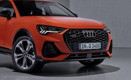 2020 Audi Q3 Sportback S line (Color: Pulse Orange) Front Wallpapers 450x275 (127)
