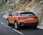 2020 Audi Q3 Sportback S line (Color: Pulse Orange) Rear Three-Quarter Wallpapers 150x120 (2)