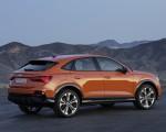 2020 Audi Q3 Sportback S line (Color: Pulse Orange) Rear Three-Quarter Wallpapers 150x120 (8)