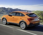 2020 Audi Q3 Sportback S line (Color: Pulse Orange) Rear Three-Quarter Wallpapers 150x120 (3)