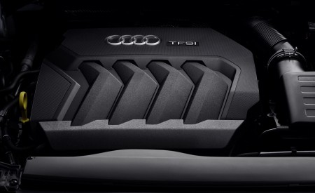 2020 Audi Q3 Sportback S line Engine Wallpapers 450x275 (159)