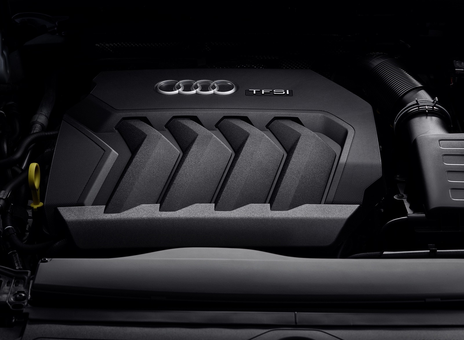 2020 Audi Q3 Sportback S Line Engine Wallpapers 159 Newcarcars
