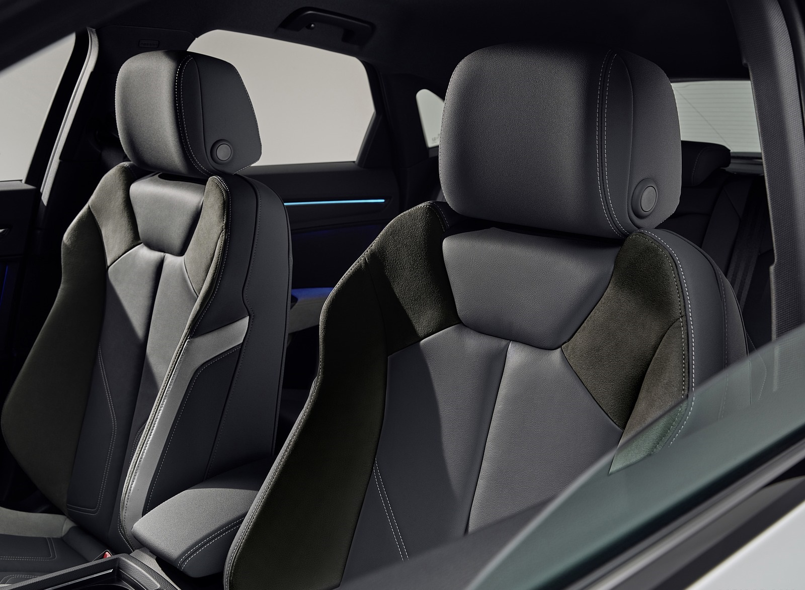 2020 Audi Q3 Sportback S Line Interior Front Seats Wallpapers 164 Newcarcars