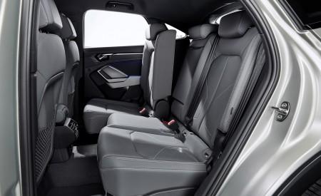 2020 Audi Q3 Sportback S line Interior Rear Seats Wallpapers 450x275 (163)