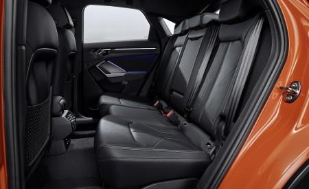 2020 Audi Q3 Sportback S line Interior Rear Seats Wallpapers 450x275 (131)